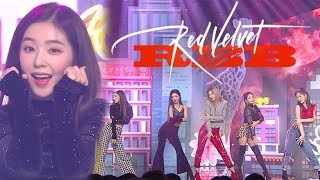 Red Velvet(레드벨벳) - RBB(Really Bad Boy) @인기가요 Inkigayo 20181202