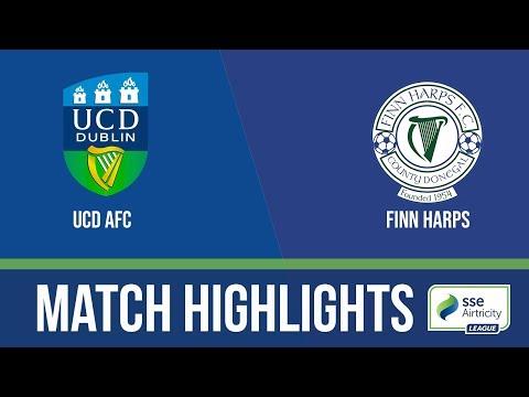 GW6: UCD 3-0 Finn Harps