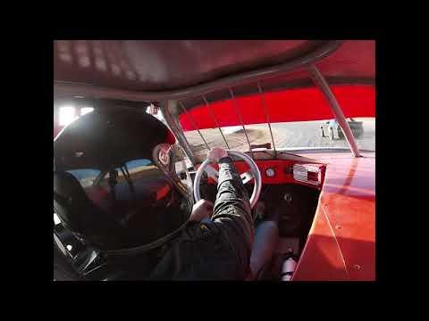 Ricky Brinkman testing at Lake Cumberland Speedway
