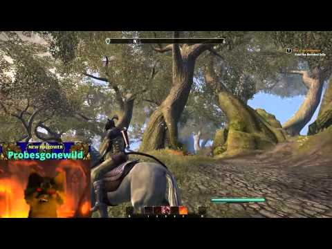 Elder Scrolls Online Tamriel Unlimited New Player Guide #5 (