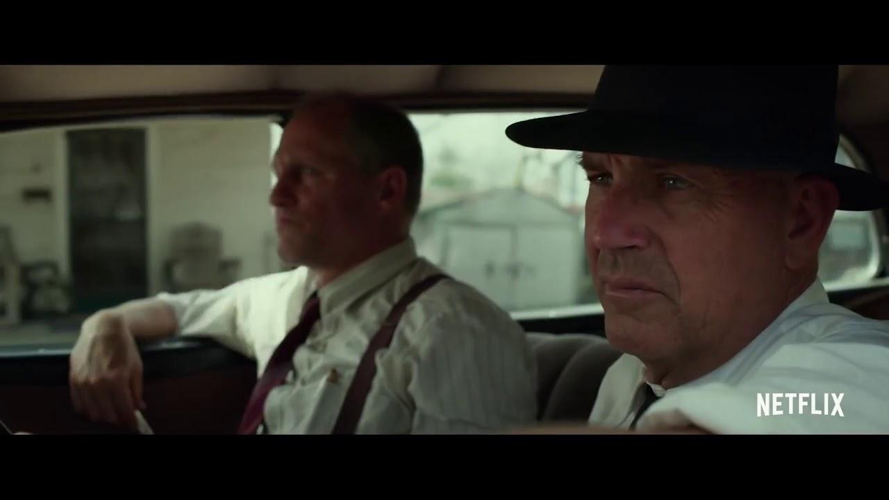 The Highwaymen (2019) CZ