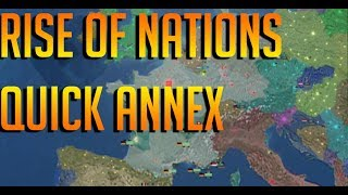 Rise Of Nations Quick Start -Roblox