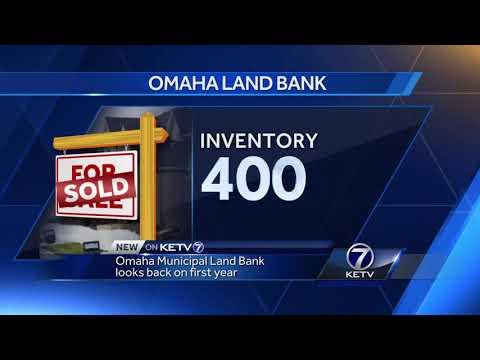 Omaha Municipal Land Bank marks first year with visible signs of progress