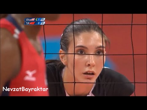 Voleybol - Naz Aydemir Akyol #NevzatBayraktar
