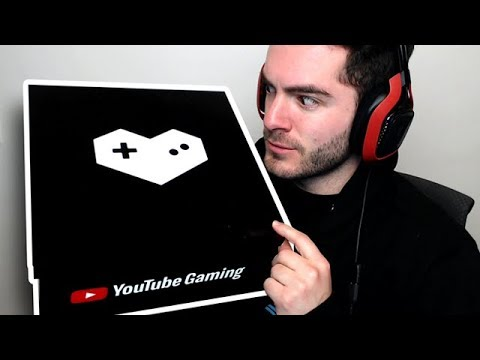 Surprise Birthday Gift From YouTube
