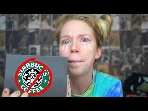 Grav3yardgirl VS Starbucks tea drama