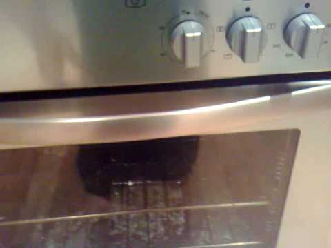 New World Oven Door Shattered After Exploding