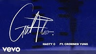 Nasty C - God Flow (Audio) ft. crownedYung