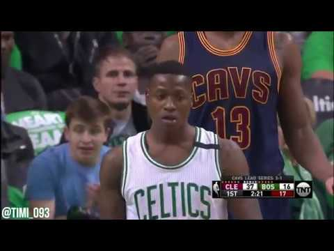 Terry Rozier R3G5 Highlights vs Cleveland Cavaliers (10 pts, 4 reb, 7 ast)