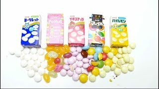 Meiji Mini Assortment - Kawai Japan Candy unboxing