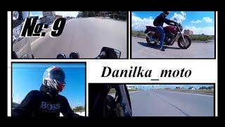 №9:Моя Honda cb 400 version S.(Моя Honda cb400 version S. Делайте репосты ,ставьте лайки и подписывайтесь на..., 2015-05-15T10:09:33.000Z)