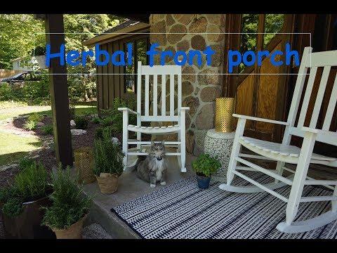 Kryddig Front Porch
