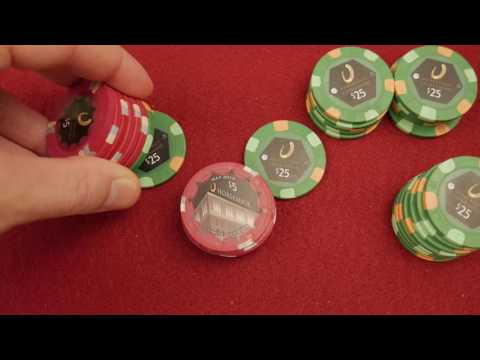 Horseshoe Casino Poker Chips