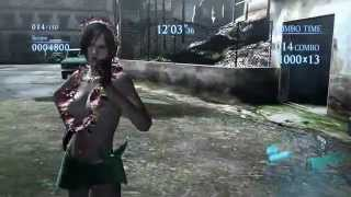 Resident Evil 6 - Ada Sexy Swimsuits Mod