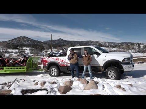 Ram Power Wagon 2016 review trailering and mountain climbing