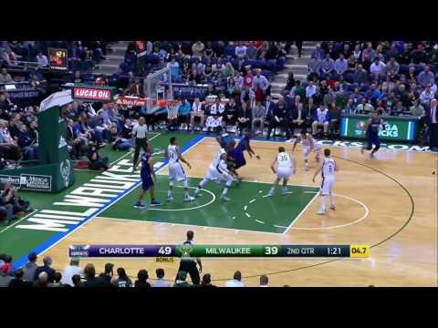 Charlotte Hornets vs Milwaukee Bucks   Highlights  October 26, 2016  2016 17 NBA Season