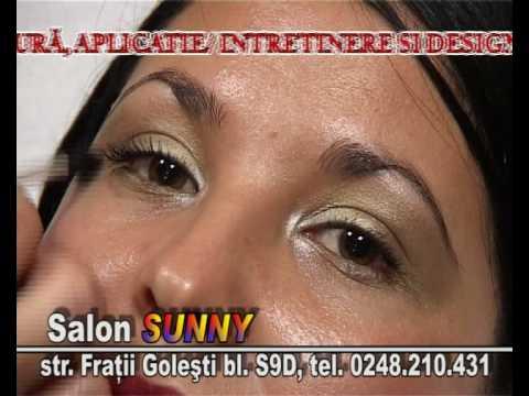 salon sunny