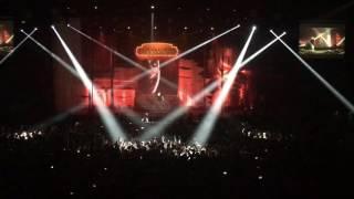 Pendulum Witchcraft Pirate Station Circus 29.10.2016 @ Stadium Live
