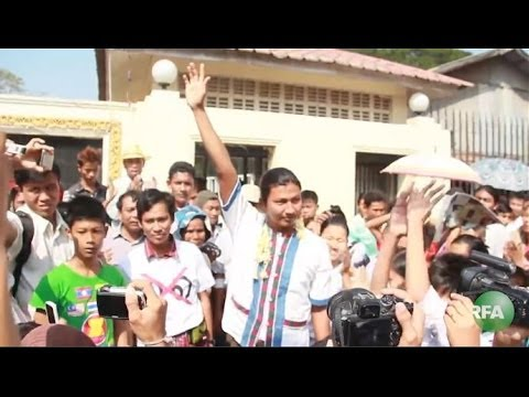 Myanmar Grants Pardon to Political Prisoners