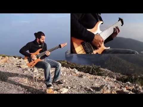 Impressive djent jazz funk by Mike Le Rossetti