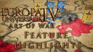 The Art of War - Gameplay Features Highlights