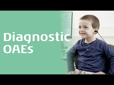 Diagnostic OAEs: Patients, Protocols And Analysis - Interacoustics