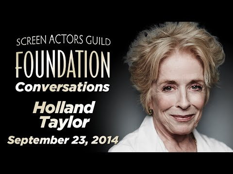 Conversations with Holland Taylor
