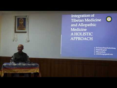 Gave a talk on Holistic Integrative Medicine - The mind Body Connection