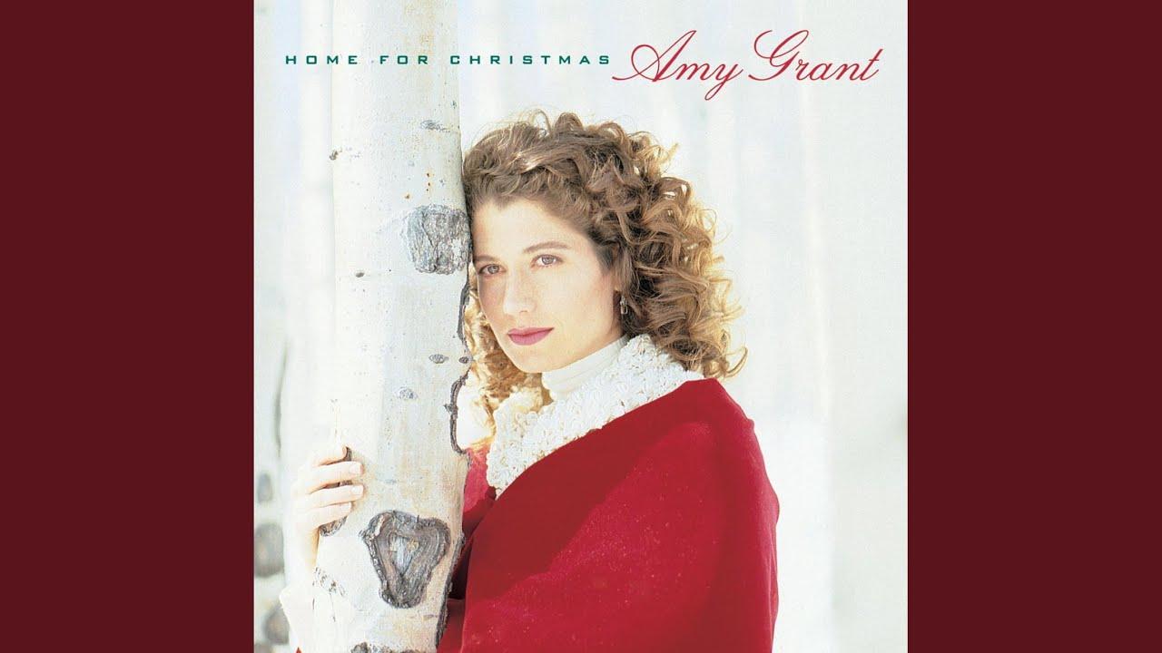 Rockin Around The Christmas Tree Amy Grant