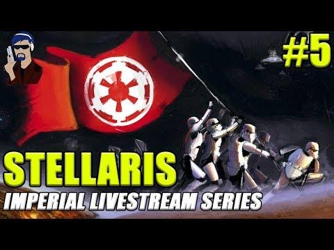 Star Wars Stellaris - Ah, Victory! The Imperial Livestream Series #5