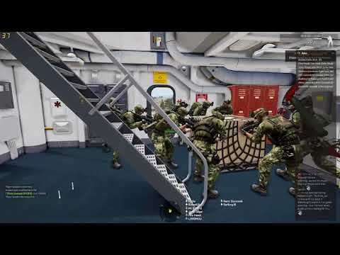 Arma 3 Friday Ops: AAF Campaign is now floating around the ocean