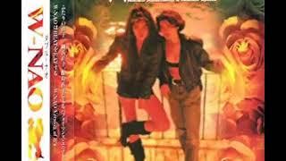 W-NAO(網浜直子と飯島直子) 92年3月18日発売のシングル「孤独のRUNAWAY...