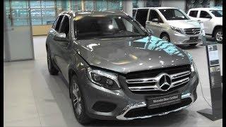 Выбираем б\у Mercedes-Benz GLC X253 (бюджет 2.100-2.300тр)