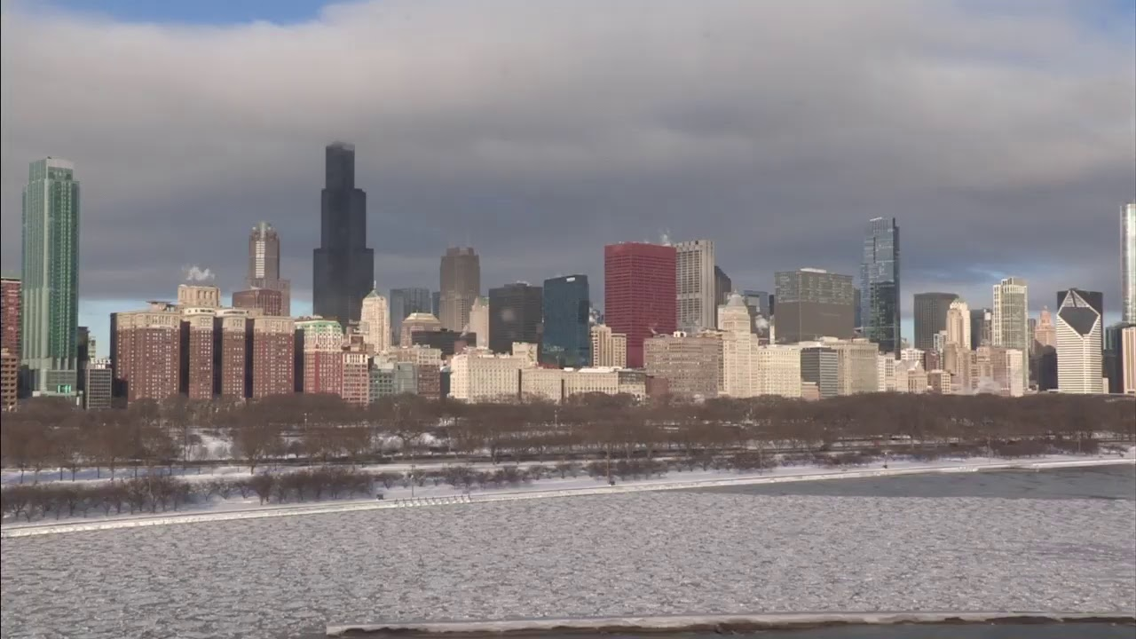 LIVE RADAR: Chicago Weather: Storm expected to dump 3-6 inches of snow across area
