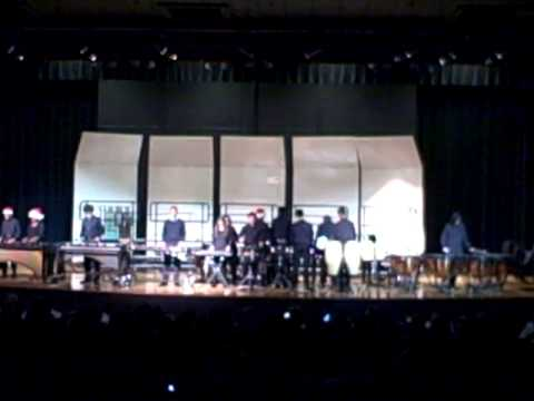 Manassas Park High School Percussion Ensemble