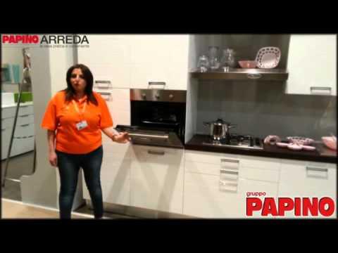 Papino Arreda Cucine Moderne.Cucina Zara In Vendita Presso I Punti Vendita Papino Arreda