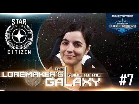 Star Citizen: Loremaker's Guide to the Galaxy - Tamsa & Min Systems