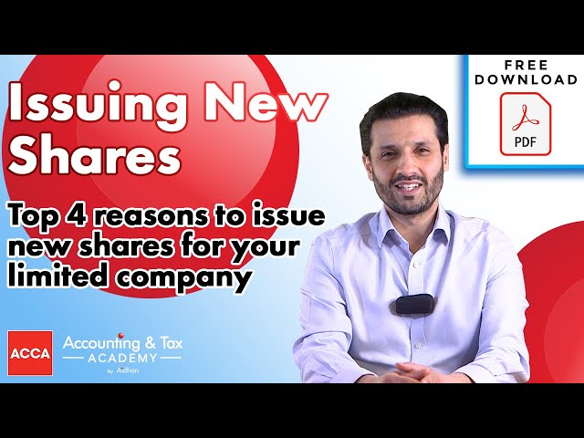 How to Issue New Shares in a Limited Company - Step by Step Guide