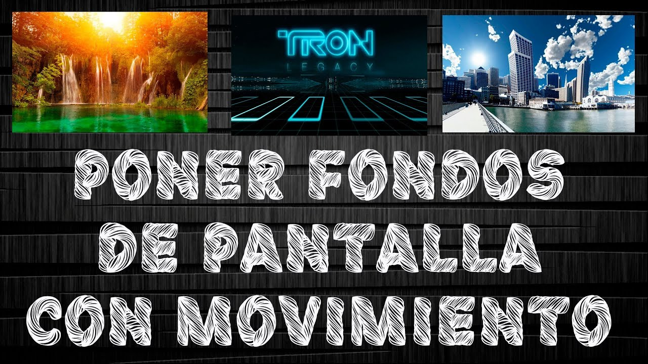 Descargar fondos de pantalla con movimiento para windows 7 for Fondos de escritorio gratis