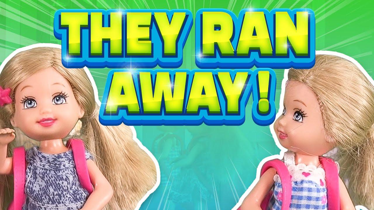 Download Barbie - The Twins Run Away | Ep.139