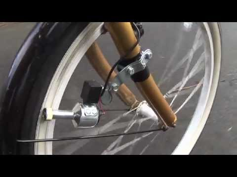 Review of SpinPOWER - Bicycle Powered USB Charger for Smart Phones