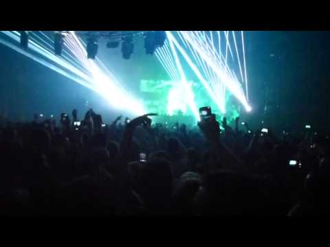 Skrillex 2012 @ Warehouse Project - Manchester 720p