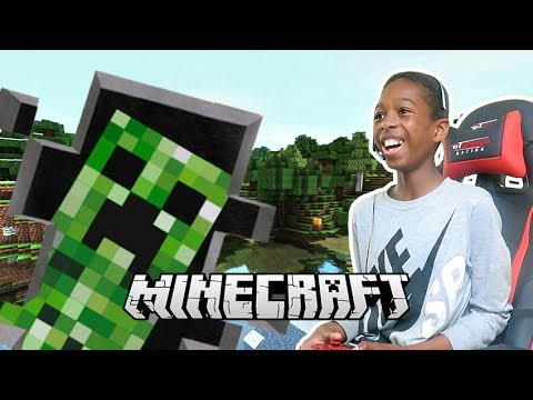 MINECRAFT Road to Glory!!! | New Minecraft Online Series