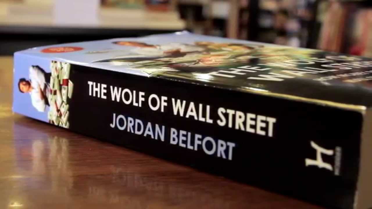Wall street jordan wolf belfort book of