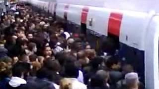 Vendredi 13, RER B. Vive les greves !
