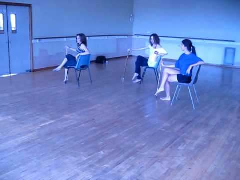 Goldney Rehearsal