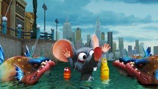 LARVA - PIRANHAS | Cartoon Movie | Cartoons For Children | Larva Cartoon | LARVA Official