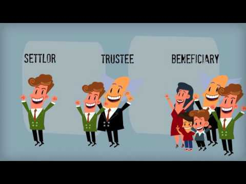 Tricks of the trade: What is a trust?