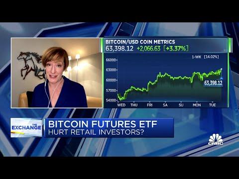 Bitcoin Futures ETF Starts Trading Today