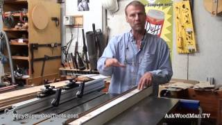 850. Jessem Table Saw Stock Guides - We Sell Exclusively For Vsc Tools